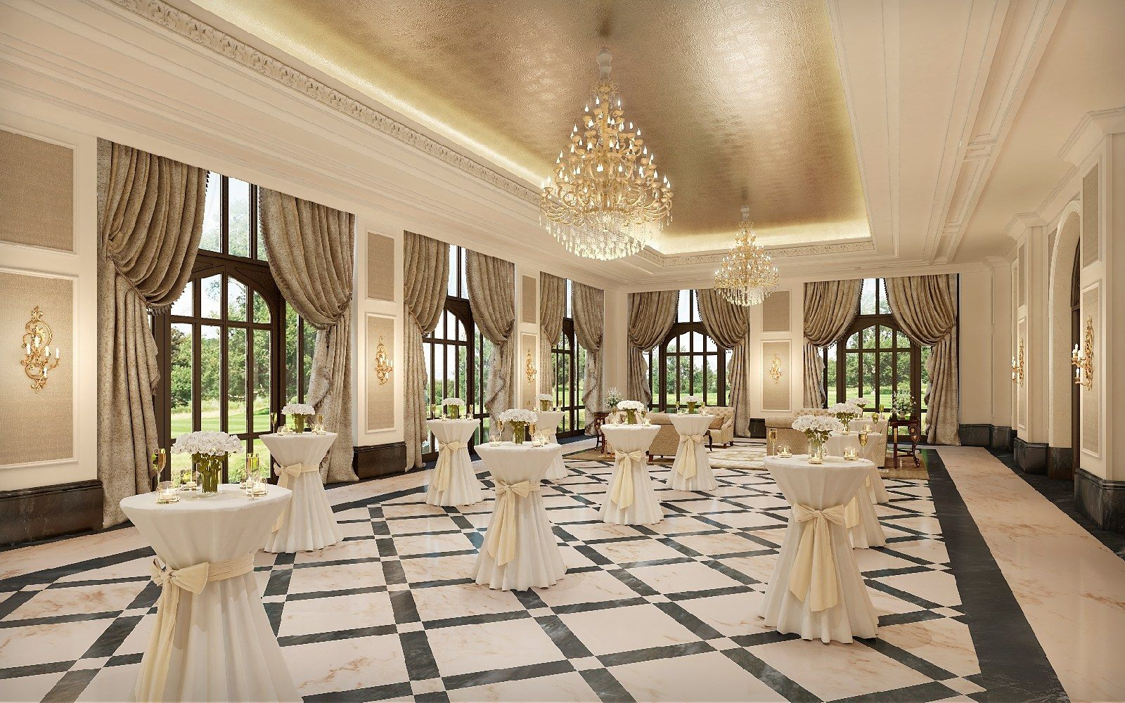 A Luxury Wedding Venue In Ireland Adare Manor Is One Of The Top 5 Star