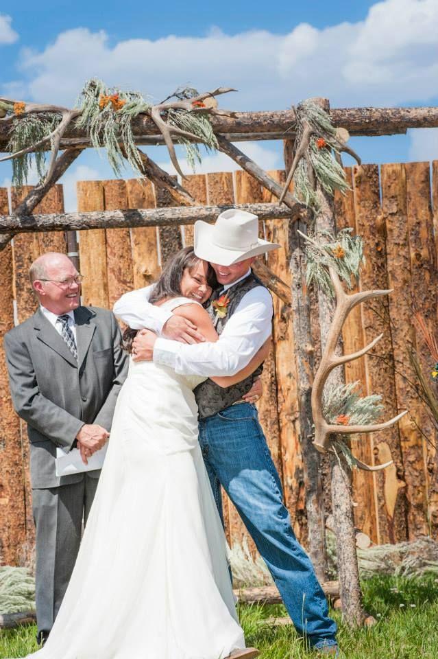 Antler Wedding Arch Cowboy Wedding Country Wedding That Cowboys