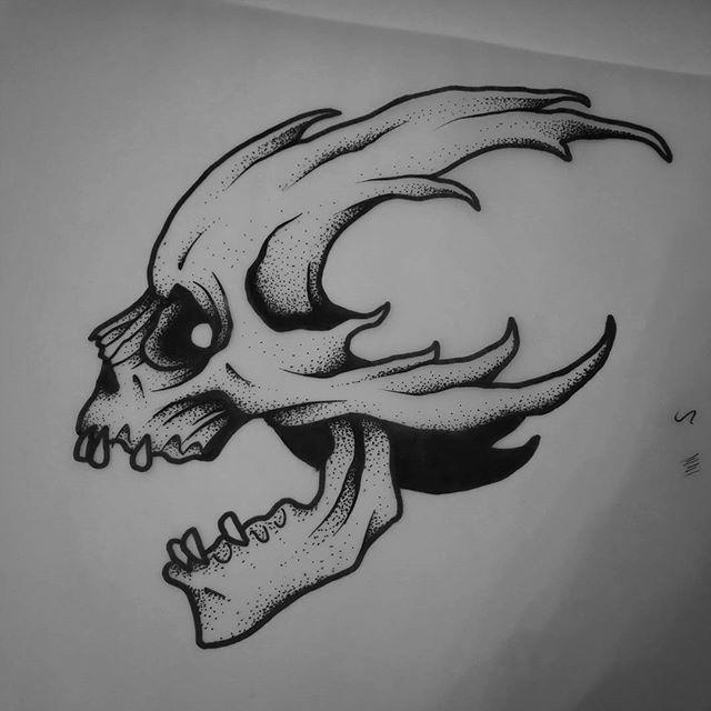 instagram post by matt pettis matt pettis tattoo totenk pfe tattoo vorlagen und totenkopf. Black Bedroom Furniture Sets. Home Design Ideas