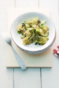 Leckere salate von lafer