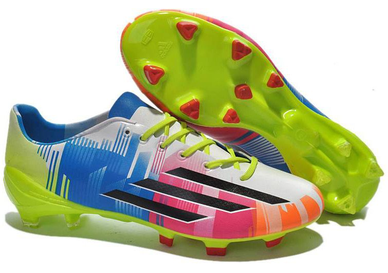 Football Boots 2014 World Cup adidas adizero TRX FG Synthetic Messi  Chaussures football