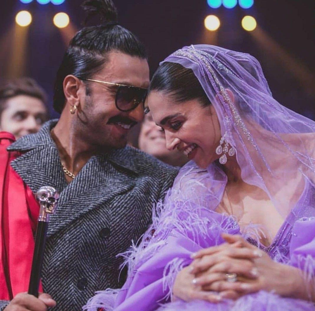Deepveer Moments Iifa Deepika Ranveer Ranveer Singh Bollywood Celebrities