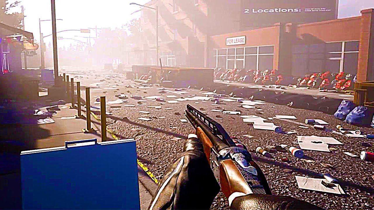 DEAD MATTER Official Gameplay Trailer (New Open World
