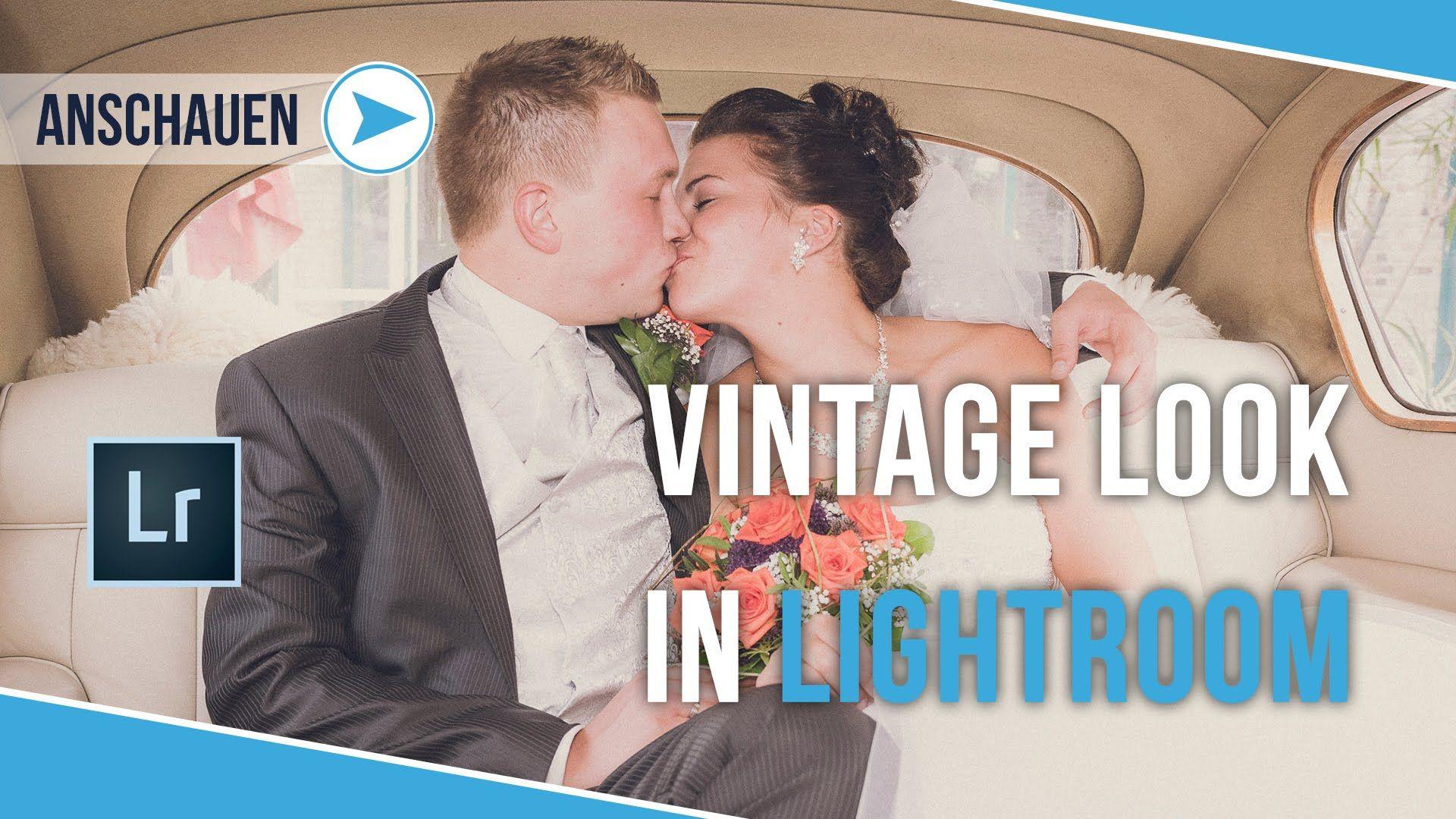 Vintage Look in Lightroom erzeugen