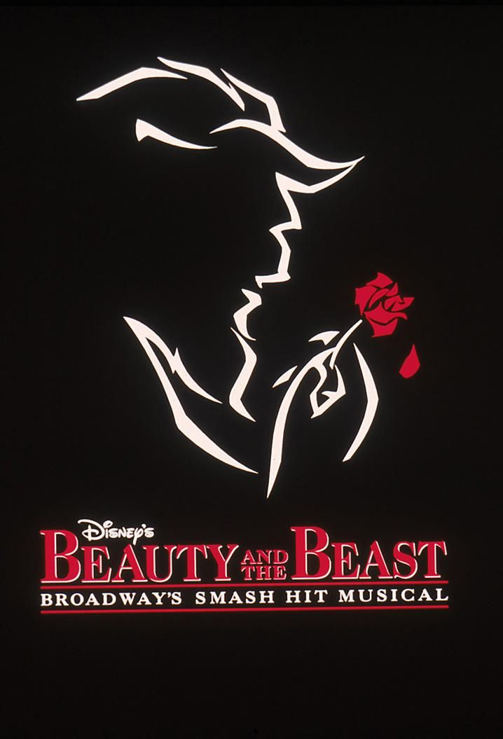 Disney Leadership History Corporate Social Responsibility Broadway Posters Beauty And The Beast Musical Logo