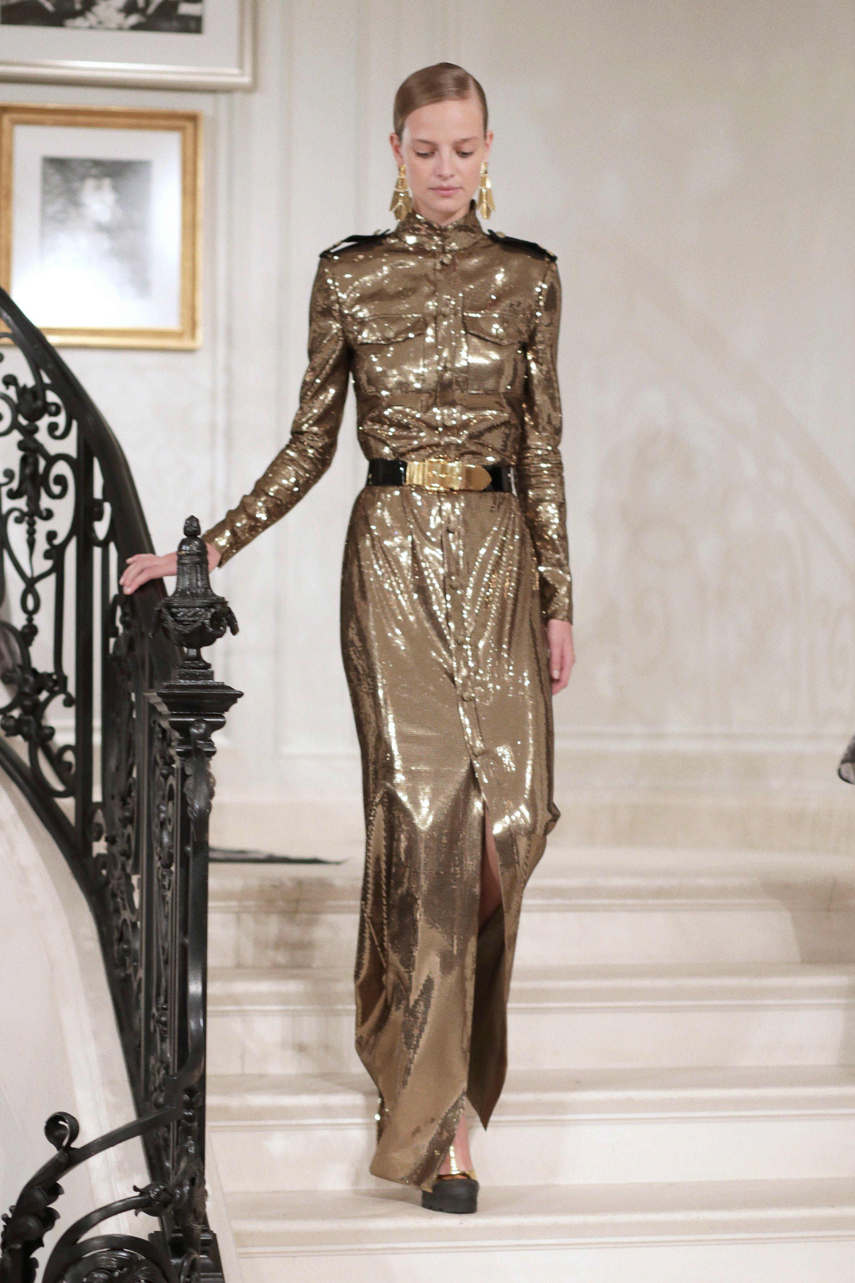 ba102512ab6c Ralph Lauren Spring 2019 Ready-to-Wear Fashion Show in 2019