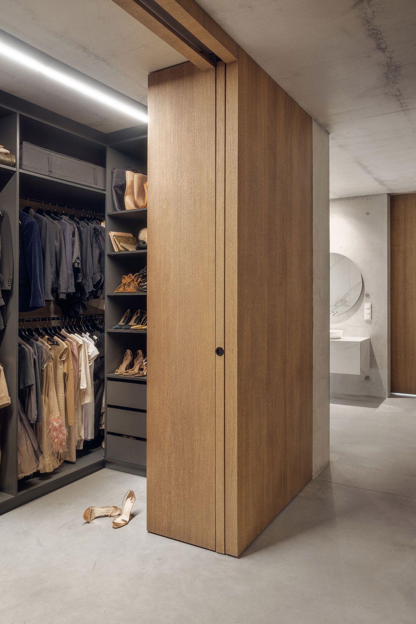 Studio De Materia Designs A House In Pozna , Poland