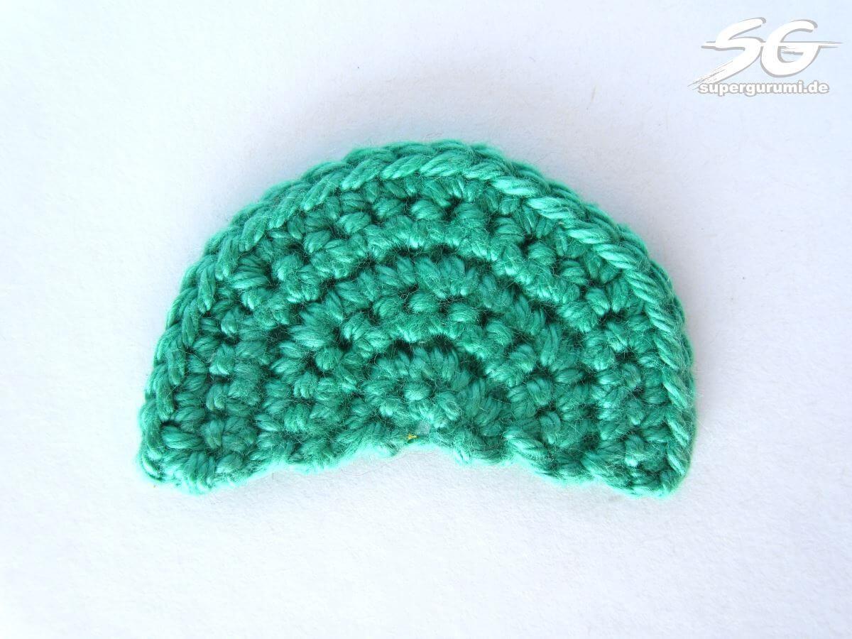 Halbkreis Häkeln Häkelanleitungen Pinterest Crochet Crochet