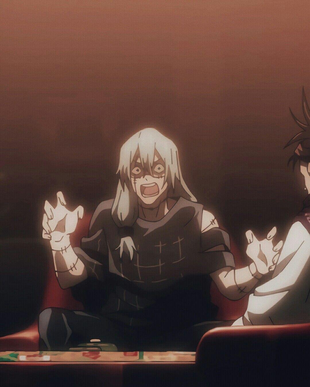 Mahito In 2021 Anime Jujutsu Manga Anime