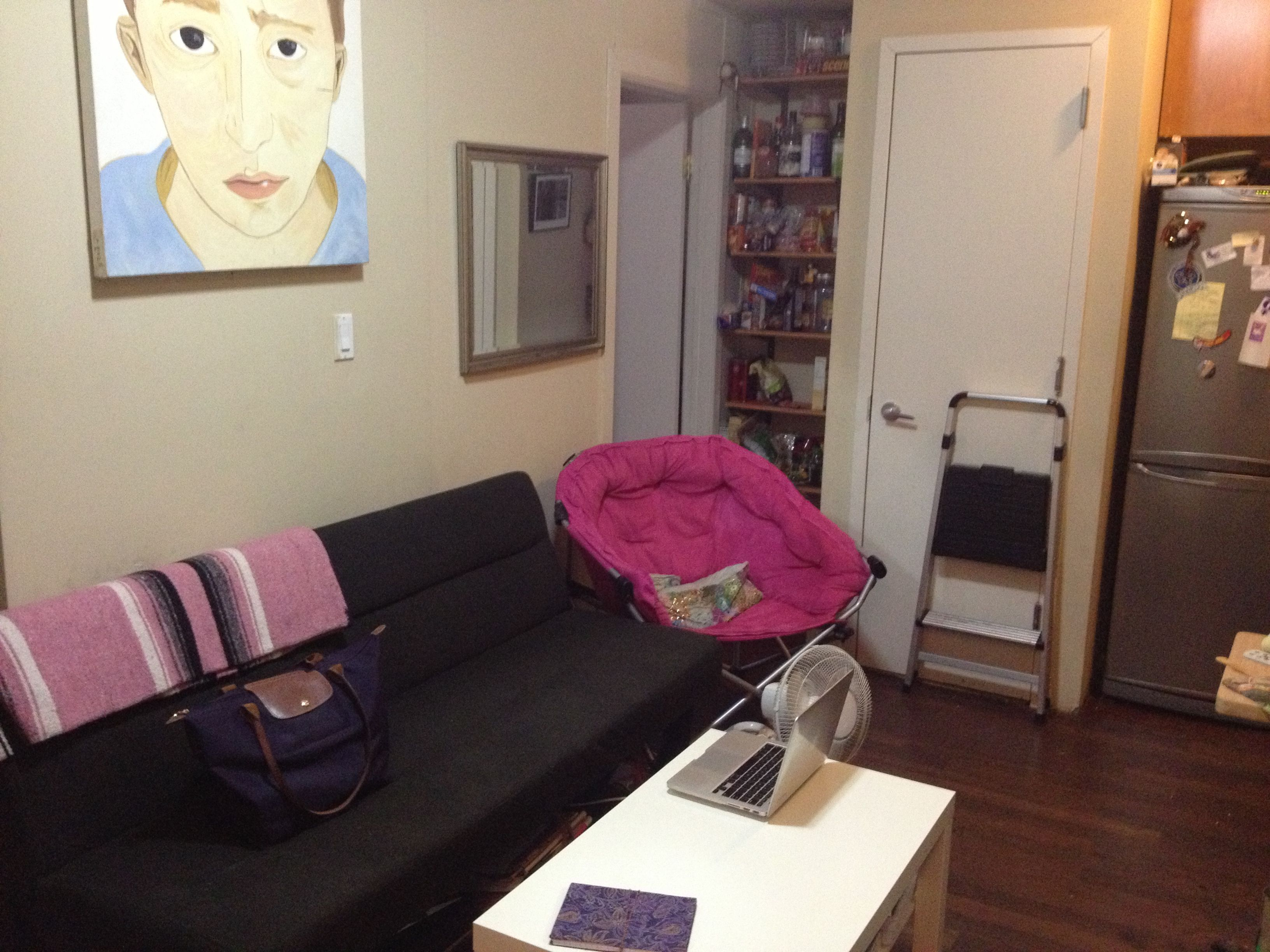 My First Apartment: An East Village Shoebox | My First Apartment #apartment  #first