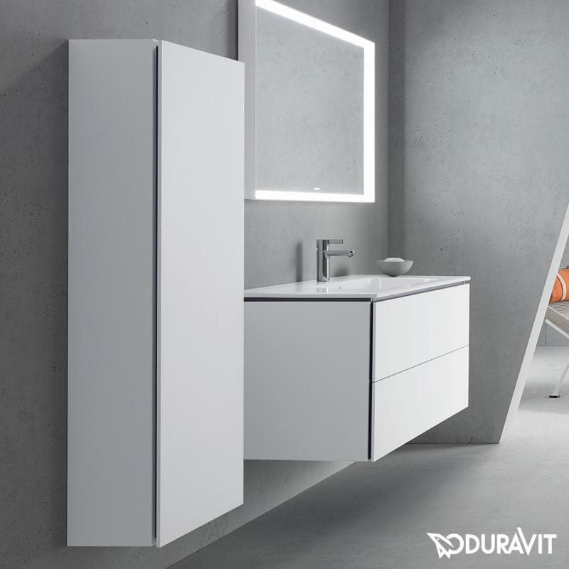 Duravit L Cube Hochschrank Eine Stilvolle Einrichtung Fur Ihr