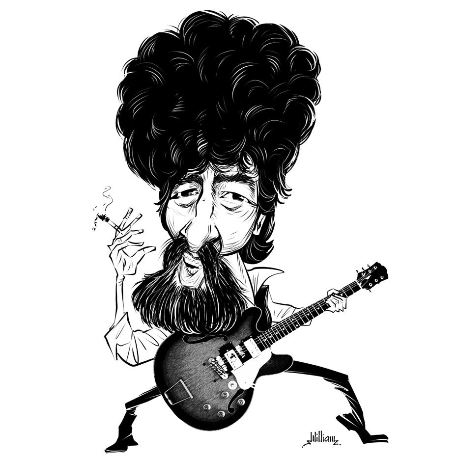 Raul Seixas   Caricaturas 01   Pinterest   Raul seixas ...