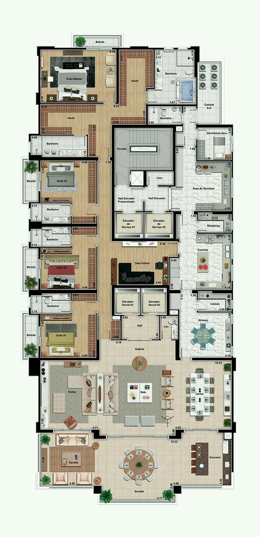 Pin By Mohammed Faisal On House Plan Modern House Plans House Plans Dream House Plans
