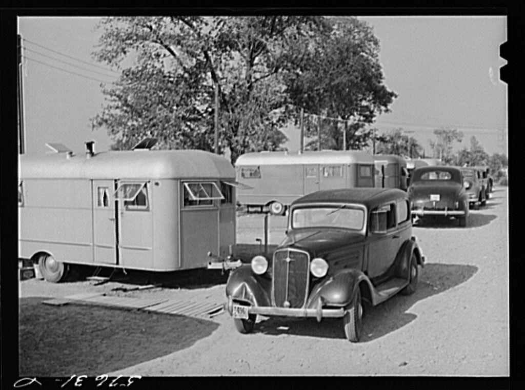 Remember? Vintage travel trailers, Vintage trailers