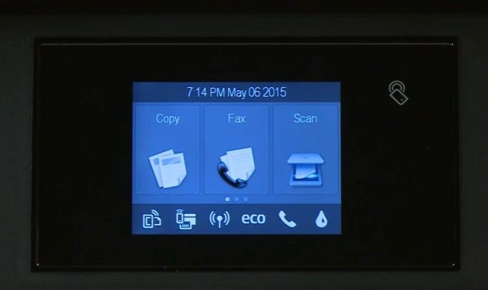hp envy 5660 printer scanning software