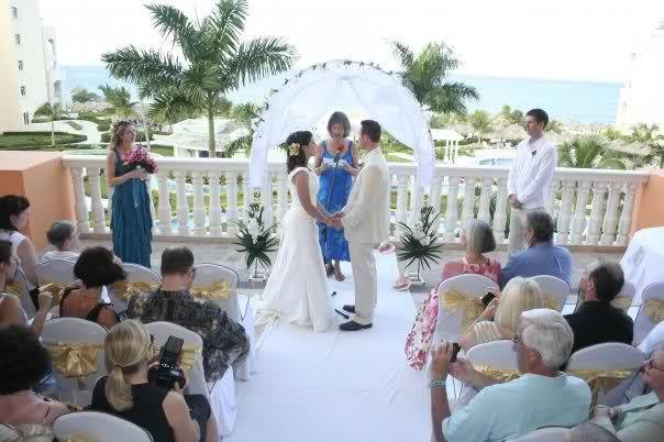 Iberostar Rose Hall Suites Wedding Wedding Ideas