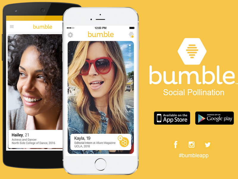 Bumble Mobile App's Newest Paid Features Let You Match