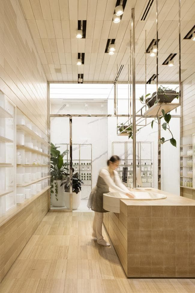 14 Retail Spaces Nicer Than Your Own House In 2020 Commercial