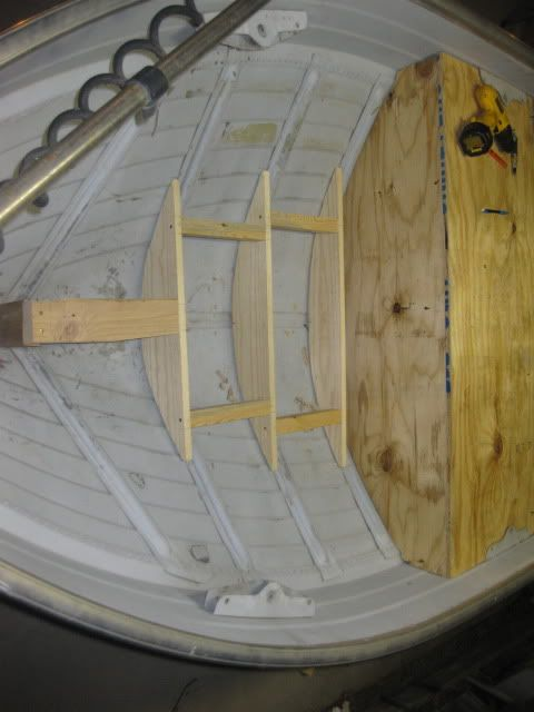 1968 12' foot Mirrocraft aluminum boat mod Page: 1 - iboats Boating Forums | 359418 | interests ...