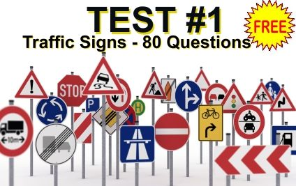 Kansas DMV Driver Practice Tests |Road Signs| Free Permit