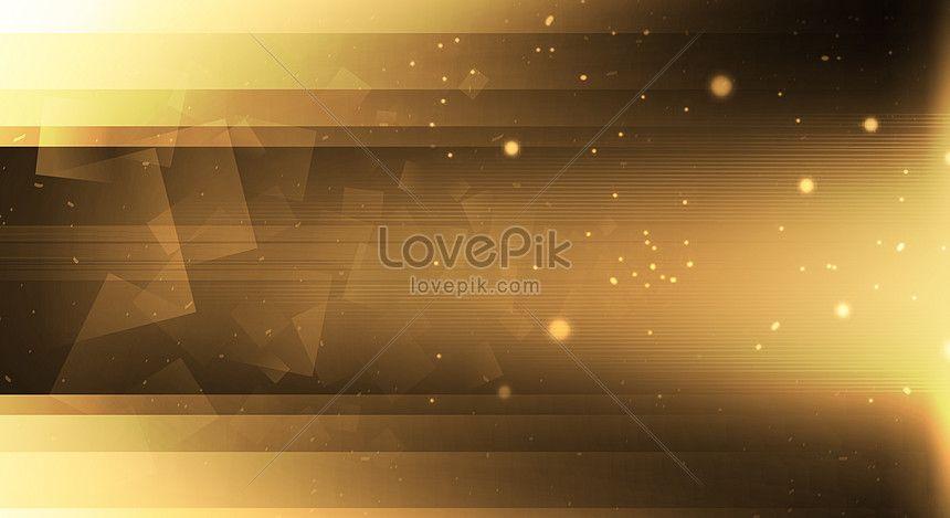 Geometric Background Of Black Gold Technology Technology Black Gold Gradual Change Geometry Geometric Background Creative Background Colorful Backgrounds