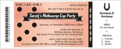 Black Caviar ticket invitations available for instant worldwide