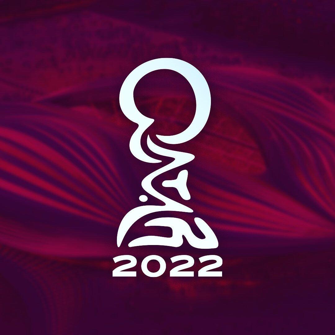 Qatar 2022 Fifa World Cup Logo Concept En 2020 Memes Divertidos Cosas Para Comprar Memes