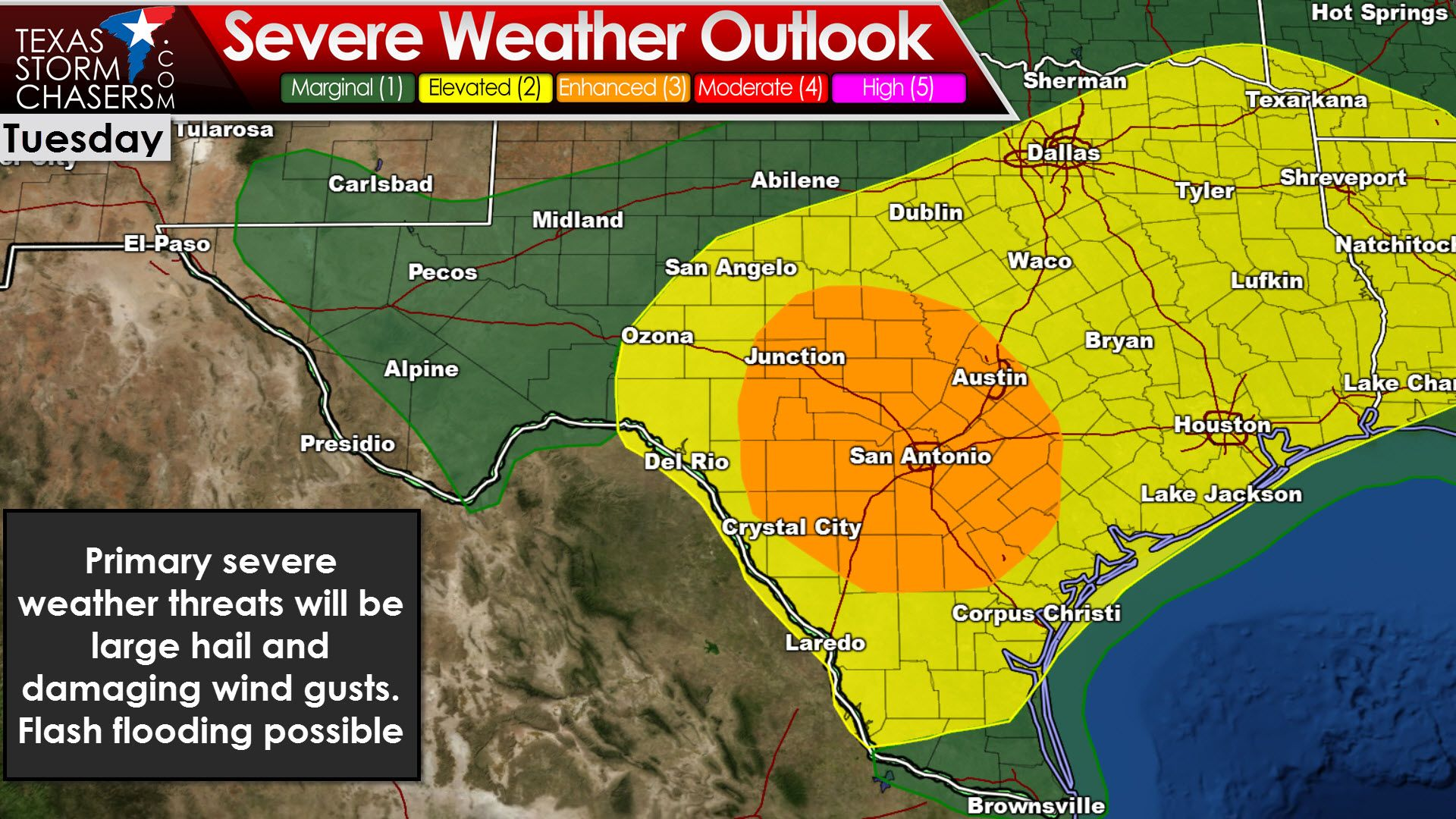 Isolated But Intense Severe Thunderstorms Are Possible Late This Afternoon Evening In The Northern Eastern Texas Panha Texas Storm Severe Storms Severe Weather