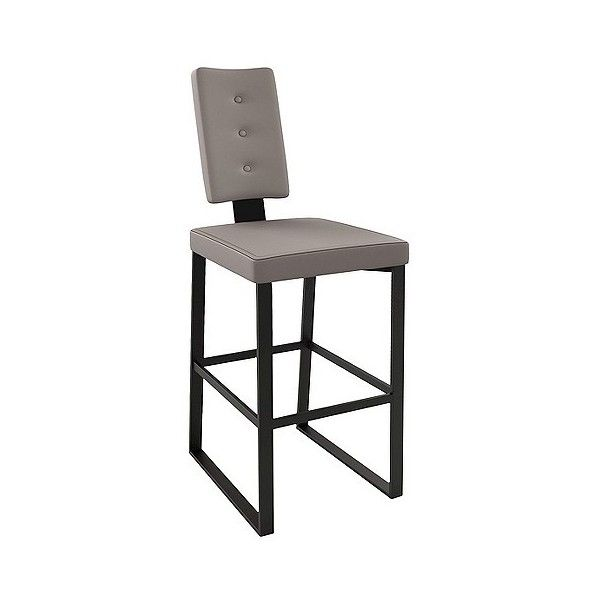 "Barstool: Amisco Soho Metal 30"" Barstool - Brown ($247) ❤ liked on Polyvore featuring home, furniture, stools, barstools, brown, soho furniture, brown bar stools, brown stool, amisco bar stools and metal bar stools"