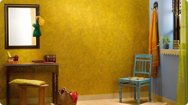 I love thiss one crinckle asian paints textures - Designer wall paints for living room ...