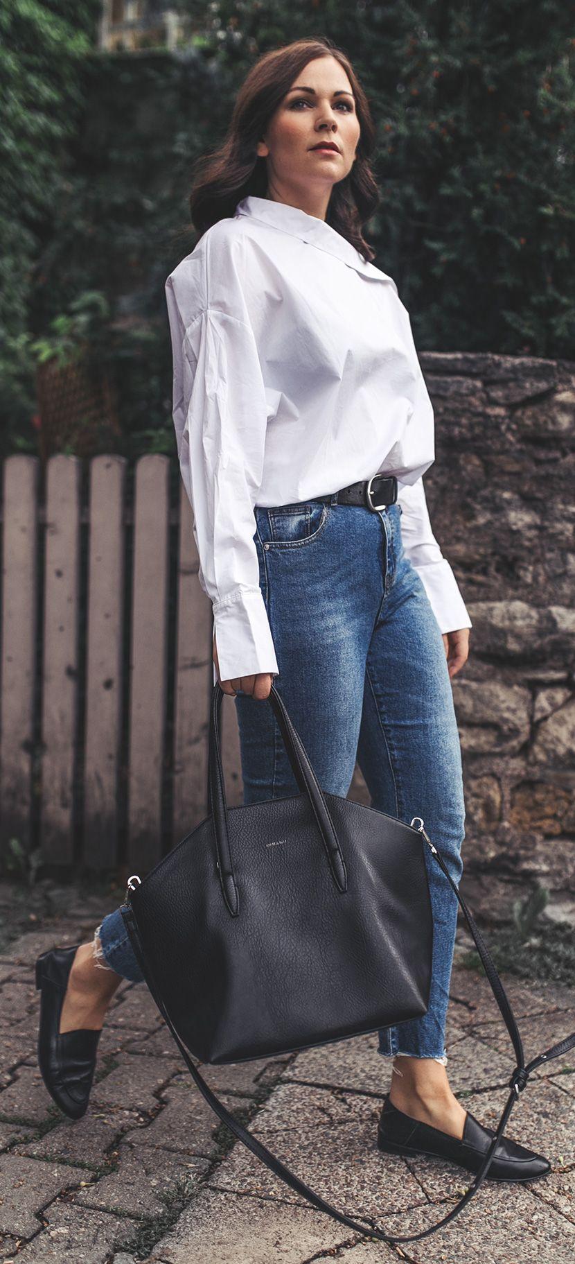 Outfits Mit Weißer Hose