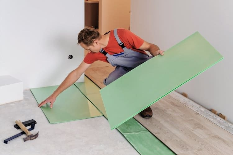 Perfect Best Carpet Underlay For Wooden Floors And Pics Sound Proof Flooring Sound Proofing Carpet Underlay