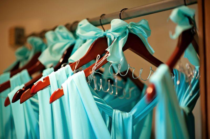 89b8229c05 Aqua Florida Beach Wedding | Bridesmaid dresses | Beach, Wedding ...