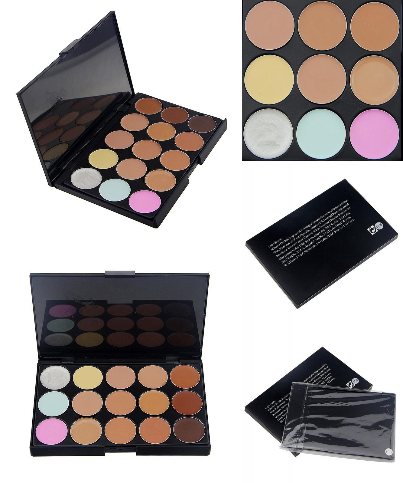 [Visit to Buy] Amazing 15 Color Set Contour Makeup