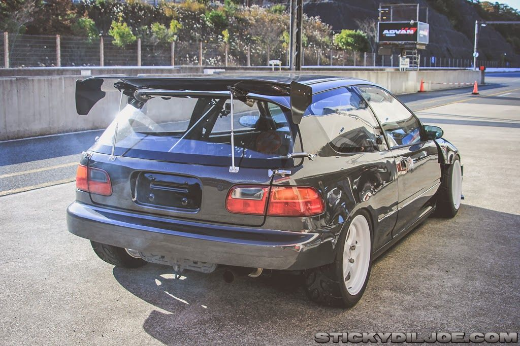 Image Result For Modified Eg6 Rear Diffuser