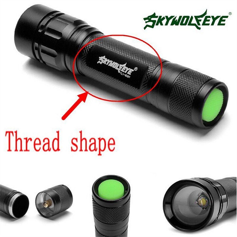 15000lm Q5 LED Flashlight Bike Bicycle light Flashlight Torch 360° Mount Clip