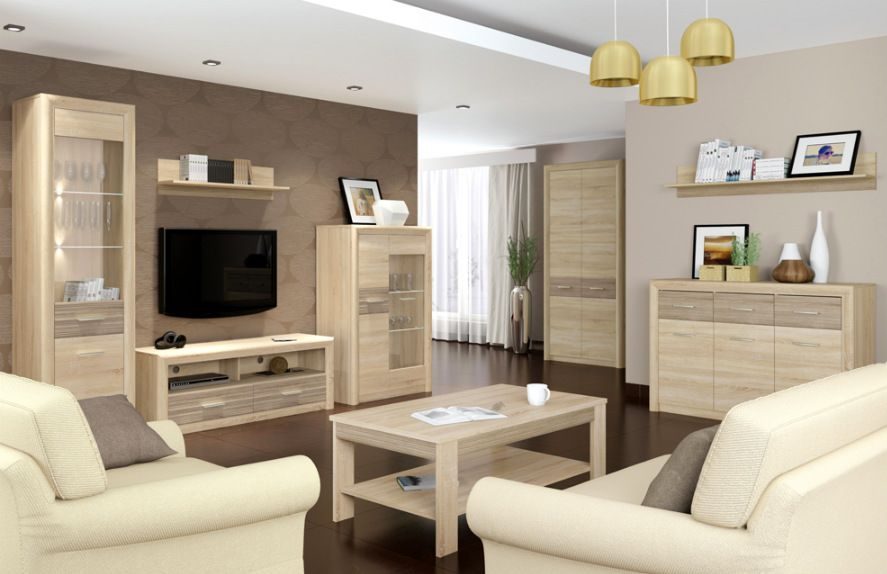 Castel modern nappali bútor http://egyszerubutor.hu/nappali_butor ...