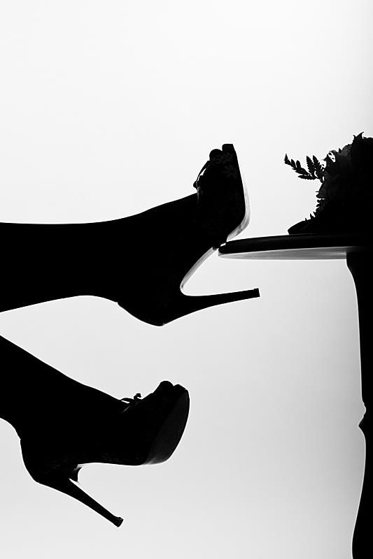 where the shoe pinches by FotoKummut