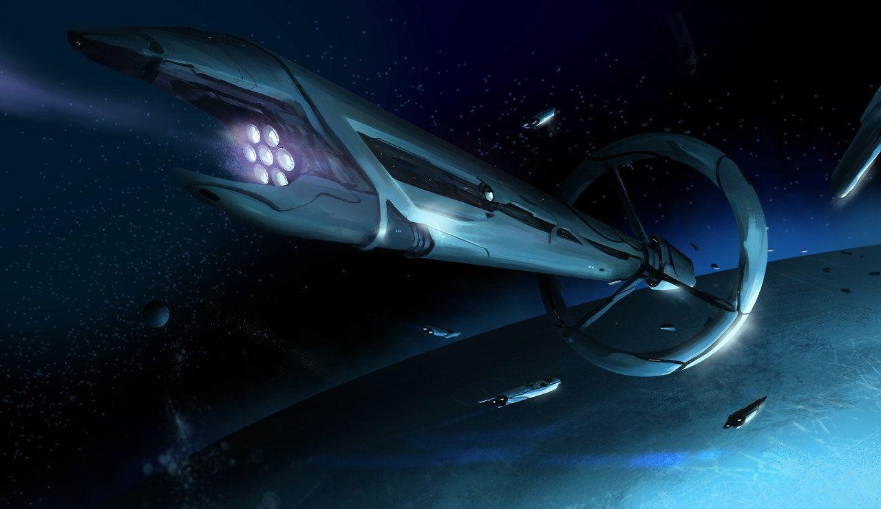 35++ Colony ships information