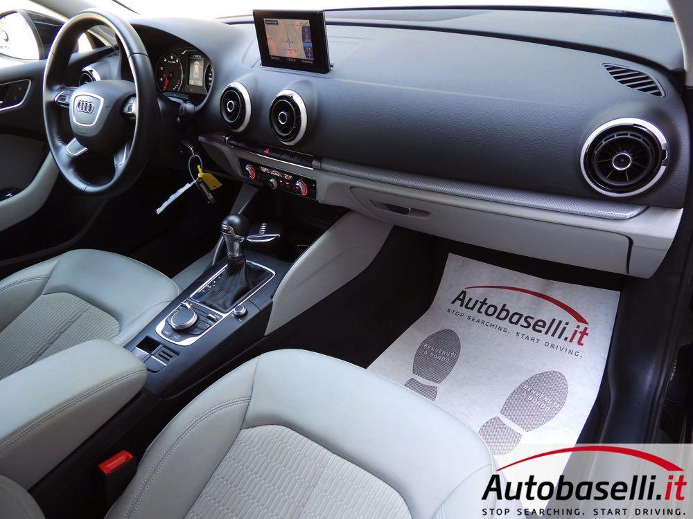 Audi A3 Sportback 1 4 Tsi Ambiente S Tronic Cambio Automatico