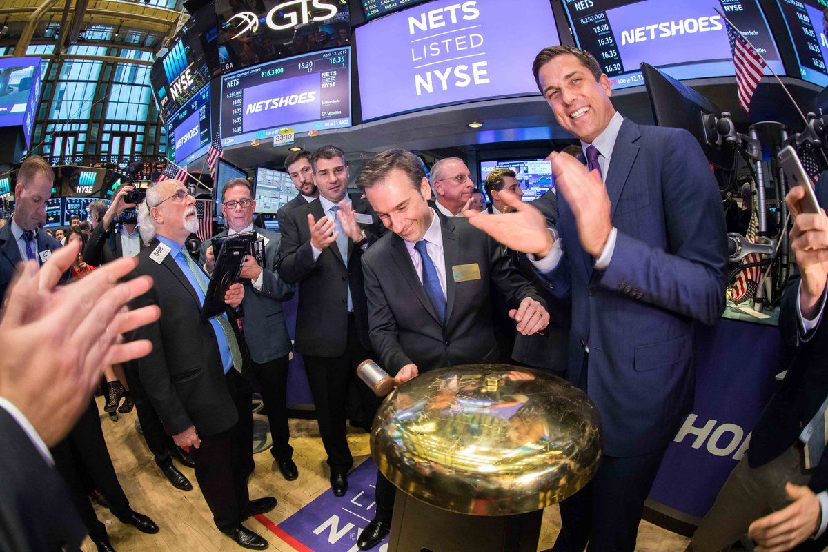 Today's IPO was nothing but net(shoes) Talk show, Second