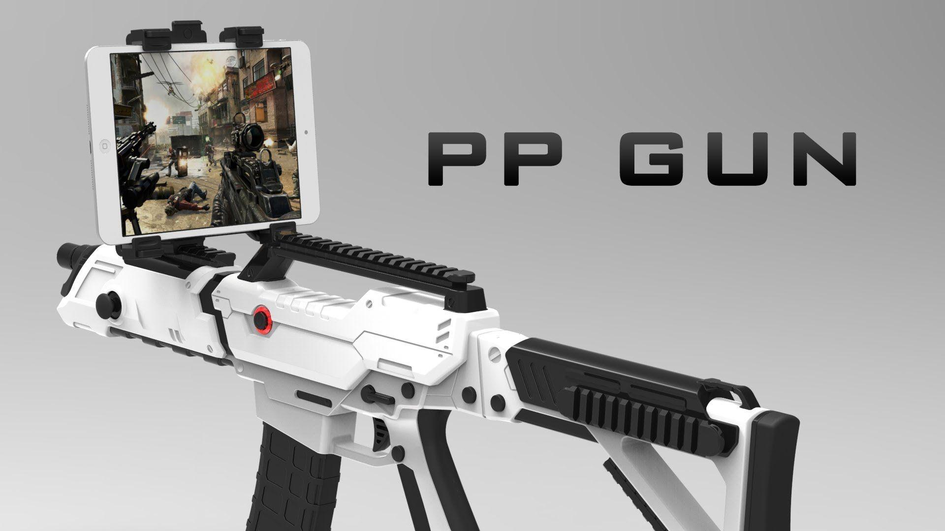Pp Gun Experincias Imersivas Pinterest Game Controller Games Flexible Circuit Board Using 3d Printer Makerflux
