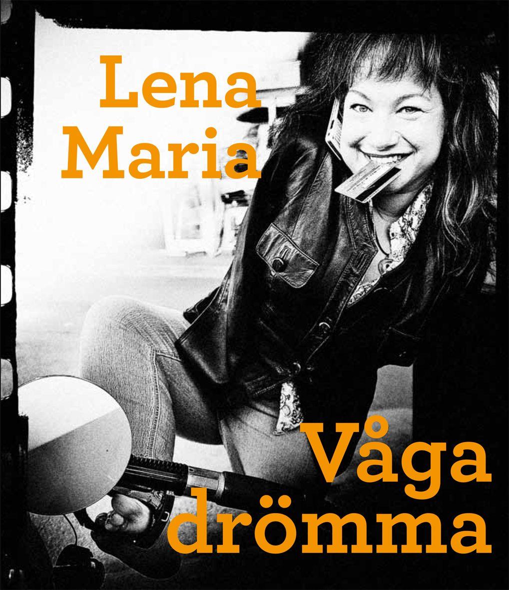 Omslaget till mjukbandsutgåvan av Lena Maria Klingvalls bok Våga drömma, utgiven på Libris förlag