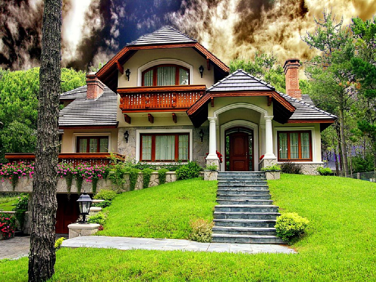 De campo hermosas - Casas de campo bonitas ...