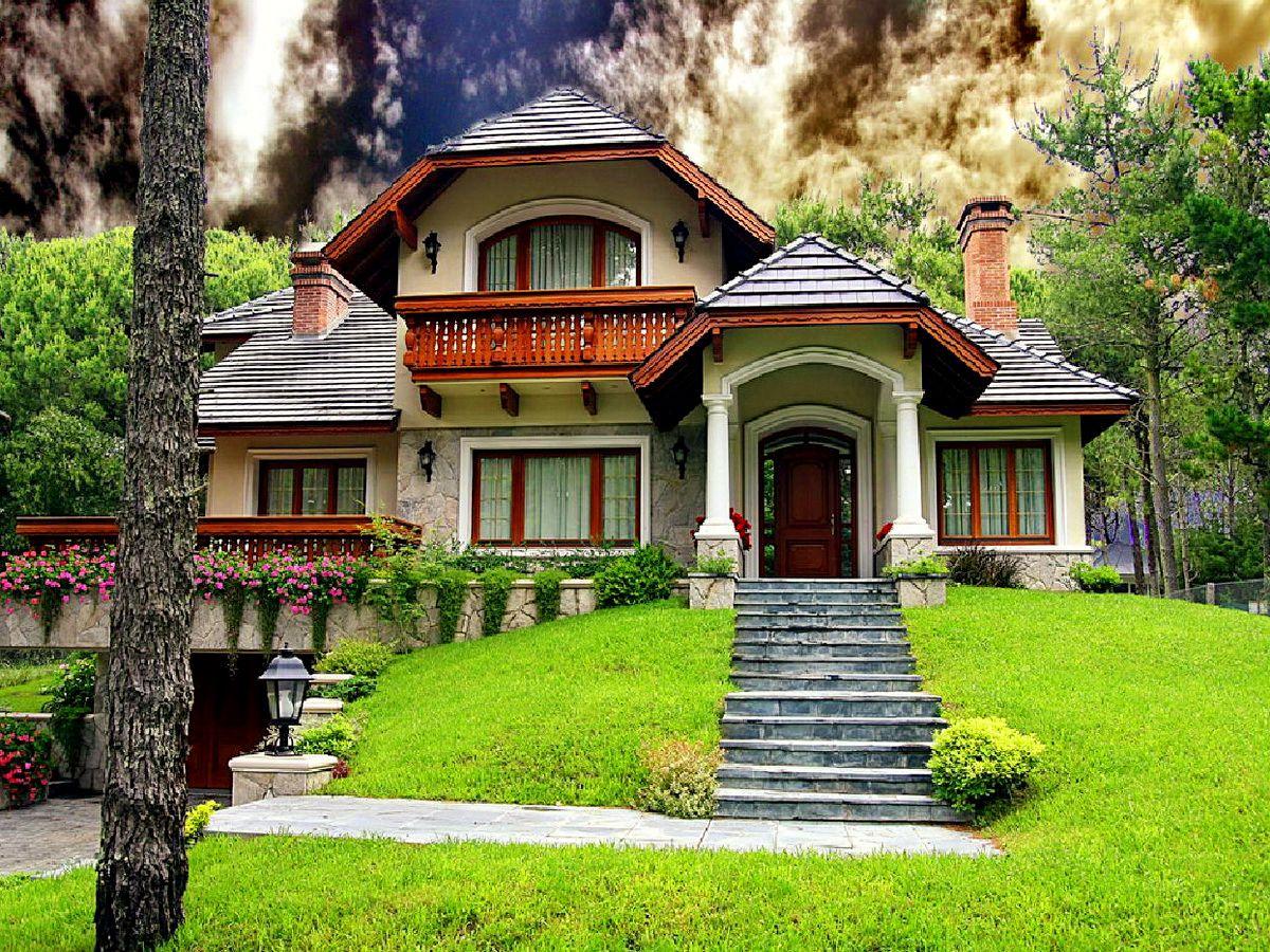 De campo hermosas for Casas de campo hermosas