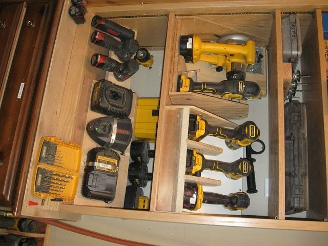 Woodnet Forums Battery Charging Station Project