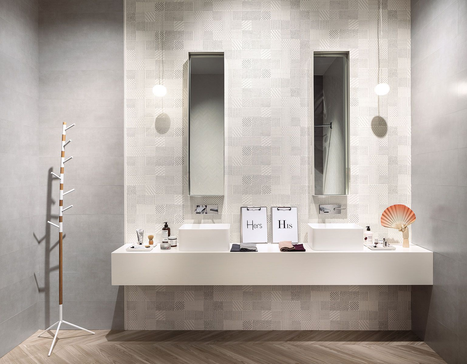 Ceramica Sant\'Agostino - METROCHIC - The art of staging all the ...