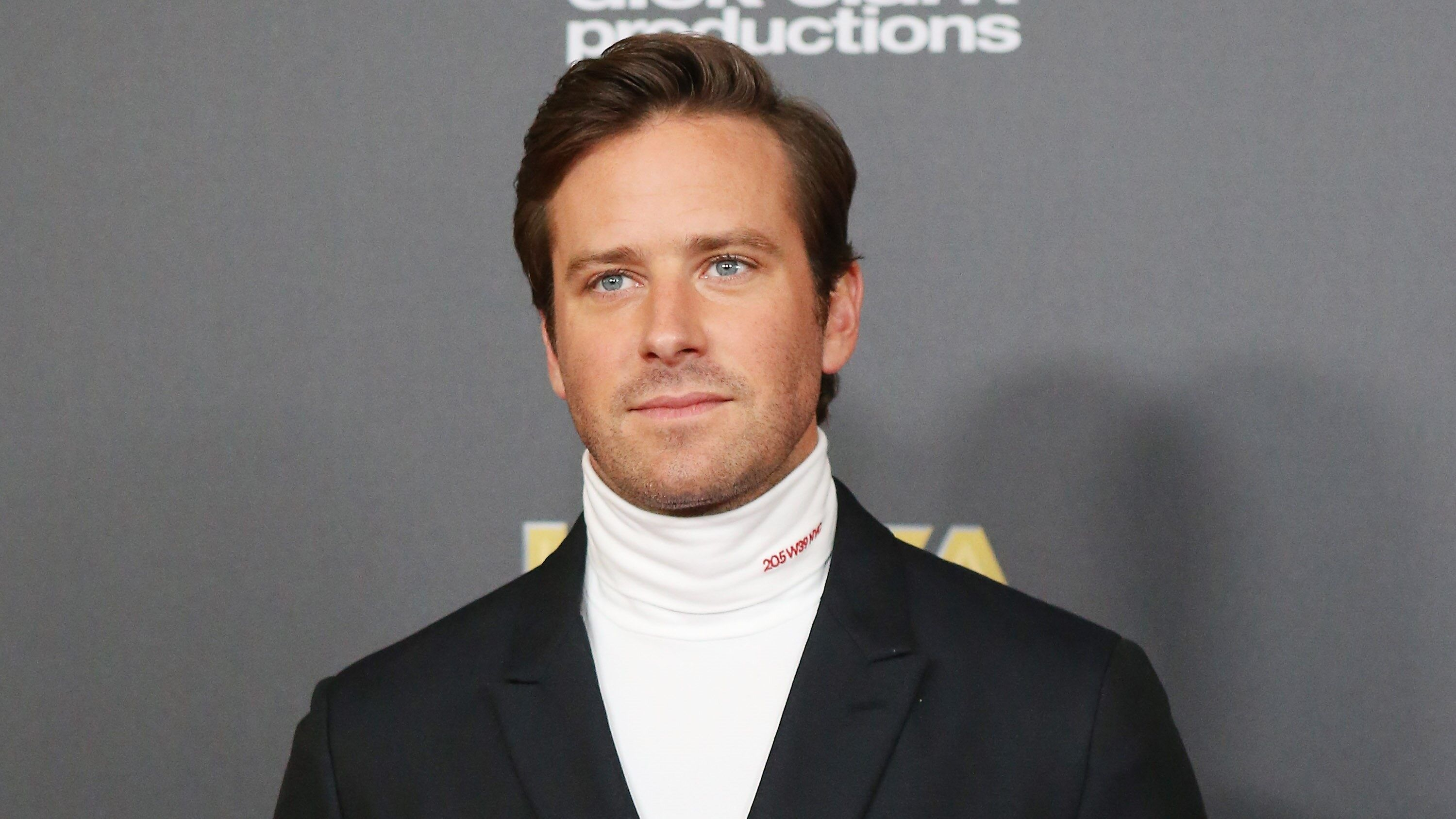 Armie Hammer grosses out fans, posts video of son sucking his toes