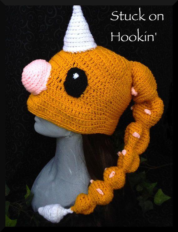Weedle Hat, Pokemon Stuck on Hookin\' | Crafty bitch | Pinterest | Gorros