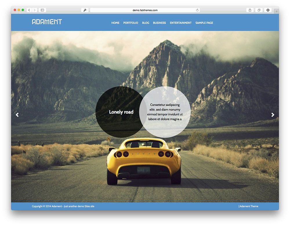 bootstrap 3 wordpress theme, wordpress themes bootstrap responsive ...